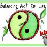 Balancing Act of Life Alone